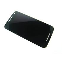 Lcd Display+touch Screen Motorola Moto G Turbo Xt1557~black