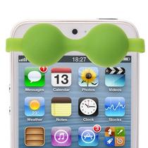 Sticker Iphone 5 Green Entrega10dias Ip5g|4317g