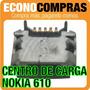 Centro De Carga Para Nokia 610 100 % Nuevo !!!!!!!!!!!