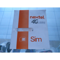 Bam Nextel Usb Banda Ancha Movil