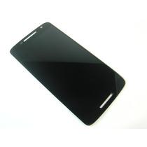 Lcd Display Screen & Touch Motorola Moto X Play Xt1562~black