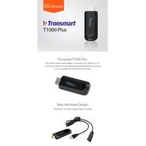[hk Stock] Tronsmart T1000 Plus Ezcast Dongle Am8251 128mb 8