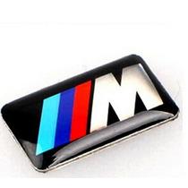 Mini Emblema M Bmw Pegable, Volante Rin Tablero Interior