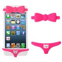 Sticker Iphone 5 Pink Entrega10dias Ip5g|4315f