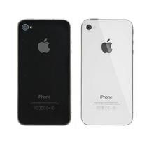 Tapa Trasera Iphone 4 Nueva Original Blanca/negra