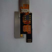 Flex De Memoria Y Sim Huawei Y300 Ascend Camara Chasis