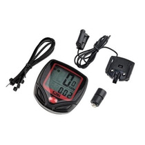 Velocímetro/odómetro Alámbrico Para Bicicleta Accesorios