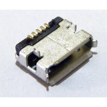 Conector Micro Usb 5 Pines Tipo A Para Celulares Y Tablets