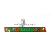 Tarjeta Boton De Encendido Para Dell Xps M1530 Ipp3