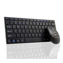 Bluefinger Ultra Fina Aleación Portátil Wireless Keyboard