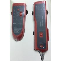 Tester + Seguidor Generador Tonos Pollo Cable Red Rj45 Rj11