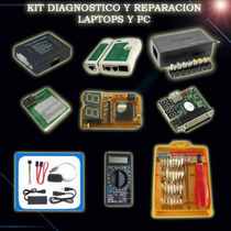 Kit Probador Tarjeta Madre Atx Pci Motherboard Laptop Tester