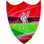 Liverpool Laptop Skin - Fc Universal 3d Grande De Fútbol
