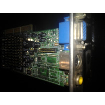 Tarjeta De Video Agp: Radeon 7000 32m Ddr Tvo