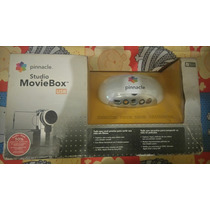 Pinnacle Studio Movie Box Usb Profesional
