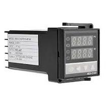 Pirometro Controlador De Temperatura Rex-c100