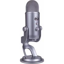 Microfono Blue Microphones Yeti Micrófono Usb (spacegrau)