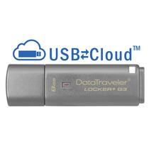Kingston Technology Datatraveler Locker+ G3 8gb