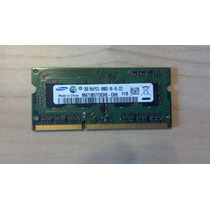 Samsung 2gb De Ram Ddr3 Pc3-10600 1rx8 204-pin Sodimm Laptop