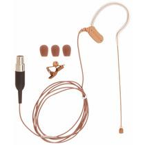 Microfono: Shure Mx153c / O-tqg Omnidireccional Auricular Mi