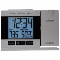 La Crosse Technology Wt-5220u-it Despertador De La Proyecció