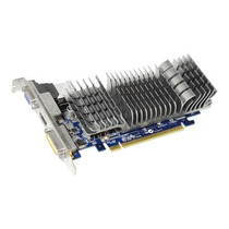 64-bit Ddr3 Pci Express 2.0 X16 De Perfil Bajo Asus Geforce