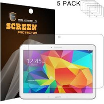 [5-pack] Sr. Escudo Samsung Galaxy Tab 10.1 4 10inch Premium