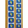 Calcomania Sticker Etiqueta Original Windows 7 Pc Escritorio