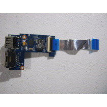 Puerto Usb Interno Y Conector De Red Laptops Lenovo B570