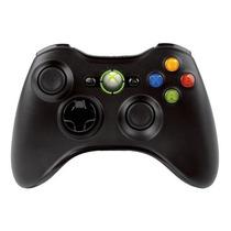 Control Xbox Negro Inalambrico Slim Usado Blakhelmet