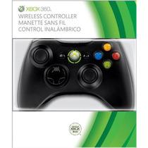 ºº Nuevo Control Inalambrico Negro Para Xbox 360ºº