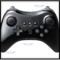 Control Inalambrico Wii U Pro Controller Nuevo Garantizado