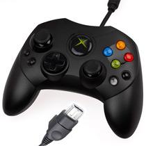 Control Gamepad Xbox Clasico Alambrico 150 Cm Generico Negro