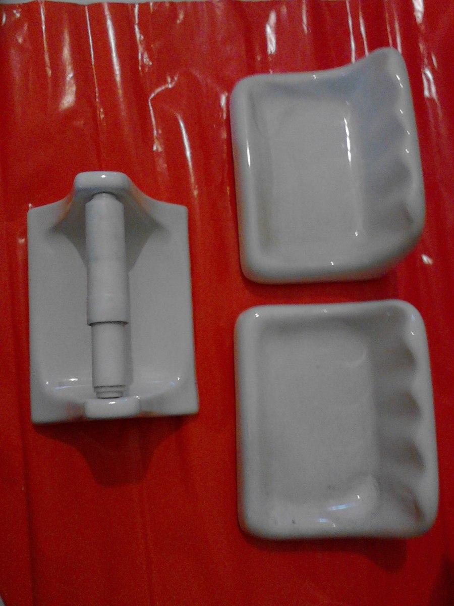 accesorios de bao de de cermica para bao piezas u en accesorios de bao de ceramica