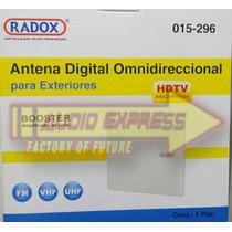 Antena Digital Omnidireccional P. Int Y Ext Hd 015296