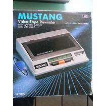 Regresadora Vhs Marca Mustang Mod.vr 9500 !! Nuevecita !!