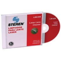 Cd Disco Limpiador Para Lente Laser Modular Dvd Videojuegos