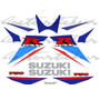 Suzuki 750 Mod 2007 Calcamonias, Stickers,