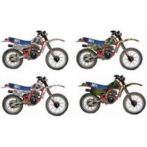 Kit De Calcas Honda Xr 100