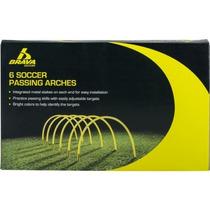 Brava Paquete De 6 Arcos Para Entrenamiento De Futbol Soccer