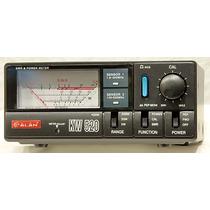 Kw520 Wattmetro Semiprofesional Hf/vhf/ Uhf Y Swr