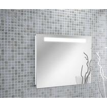 Espejos Iluminacion Led Barra Horizontal Luces Baños 80x60cm