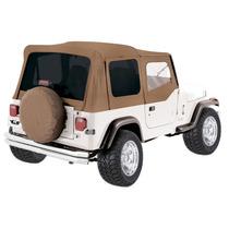 Toldo Suave Para Jeep Yj 87-95 Original