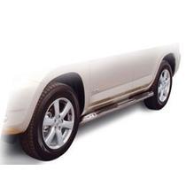 Estribos Redondos 3 Toyota Rav4 06-12 Remate De Bodega!!
