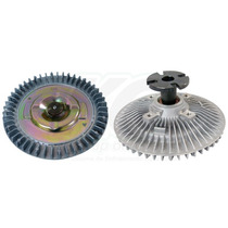 Fan Clutch Chevrolet Corvette V8 5.7l 1980 1981 1982