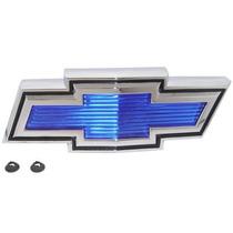 Emblema De Parrilla Para Chevrolet Pickup 1971 - 1972