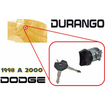 98-00 Dodge Durango Switch De Encendido Con Llaves