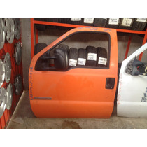 Puerta Delantera Izquierda De Ford Super Duty 2005-2010 100%