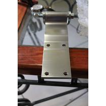 Bisagra Aluminio Puerta Abatible Camion 2 3/4