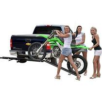 Remolque Rack Para Motocross Moto Rampa